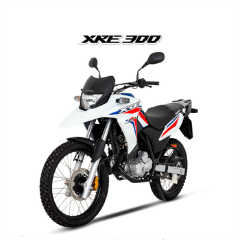 XRE 300 RALLY 2021