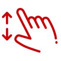 Pellizcar con la mano